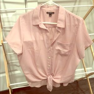 J Crew button-up